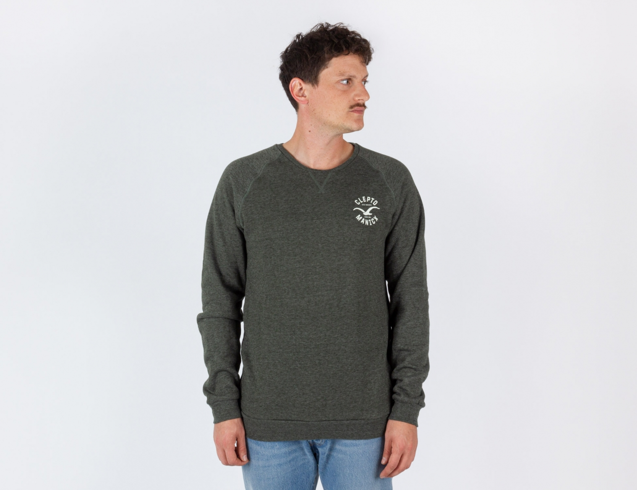 Cleptomanicx Cruiser Sweatshirt