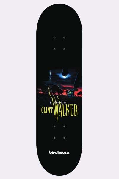 Birdhouse Clint Walker Sleepwalker 8.5 Deck