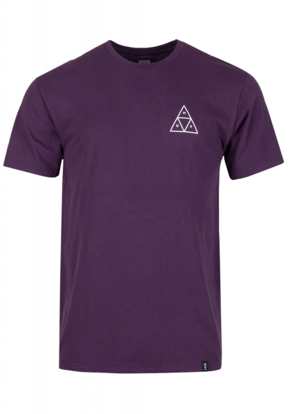 HUF Essentials Tt T-Shirt - Purple Velvet