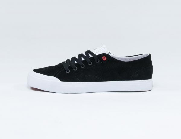 DC Shoes Evan Lo Zero - Black / Athletic Red