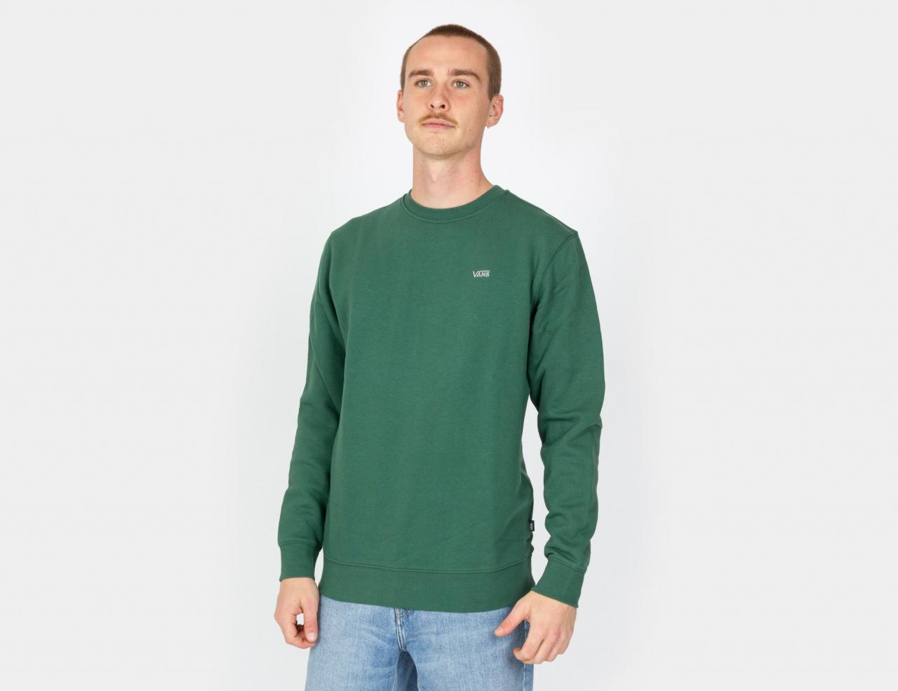VANS Basic Crew Sweatshirt - Pine Needle