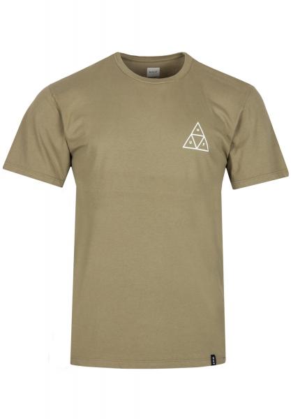 HUF Dystopia Tt T-Shirt - Dried Herb