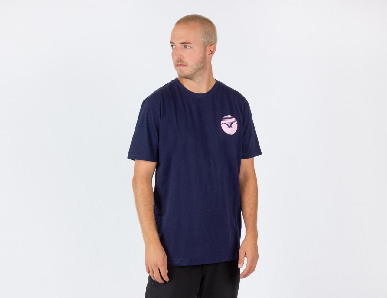 Cleptomanicx Sunrise 2 T-Shirt