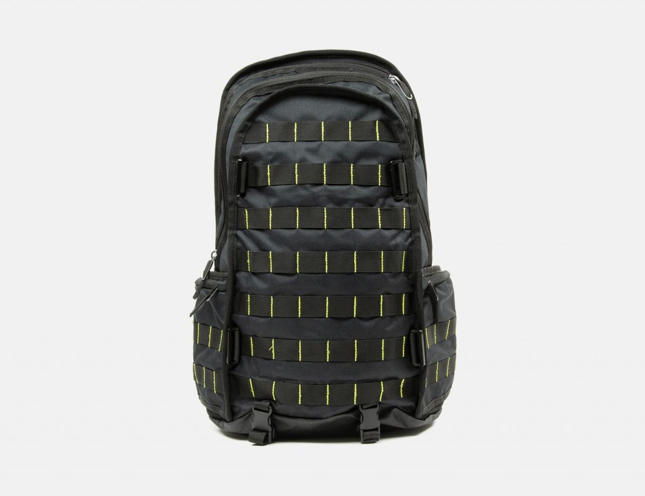Nike SB RPM Rucksack - Black / Black / Cyber