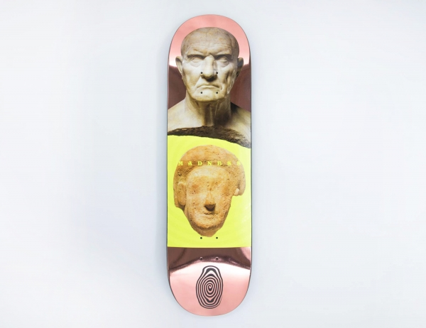 Madness Bronze Popsicle 9.0 Deck