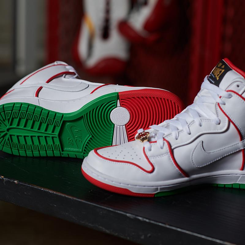 Nike SB Dunk High x Paul Rodriguez