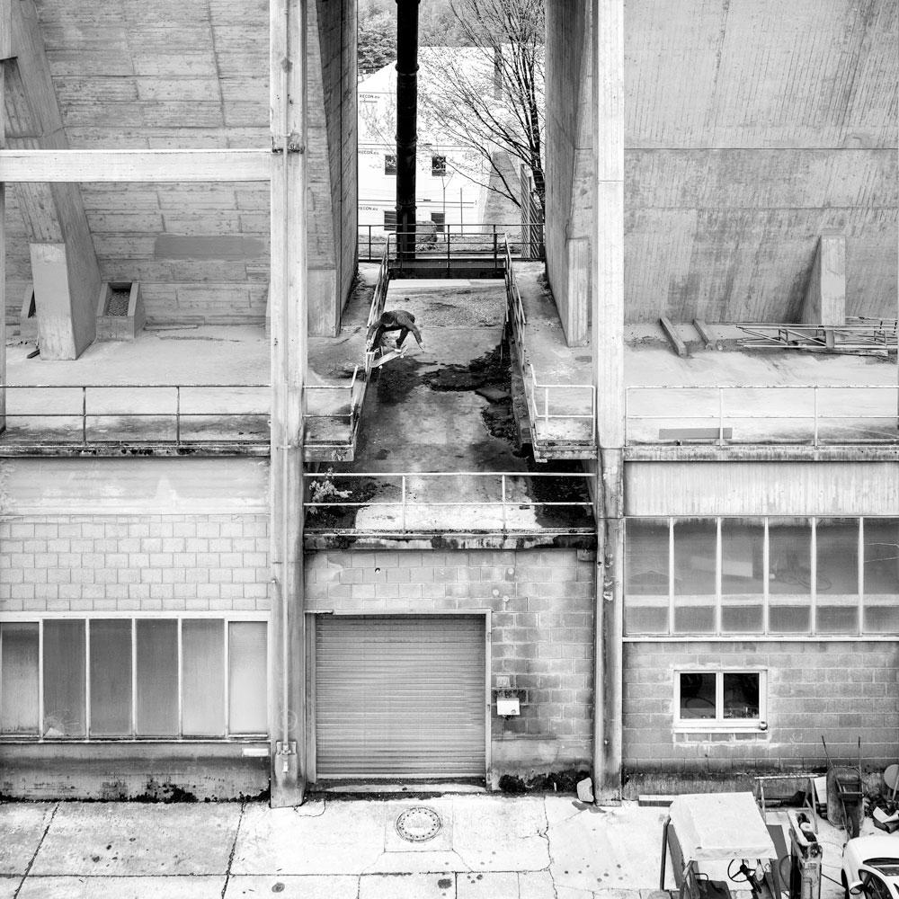 "Volcom & Leica present: The ""Zementwerk"" Project"