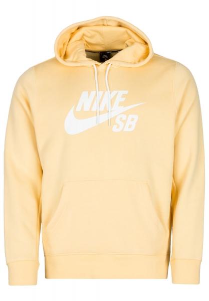 Nike SB Icon Hoodie - Celestial Gold