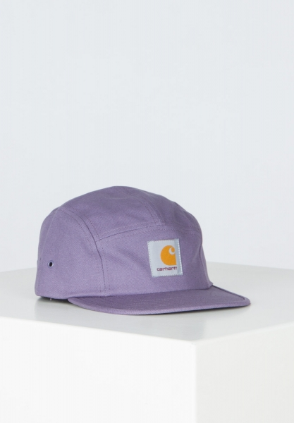 Carhartt WIP Backley Cap - Decent Purple