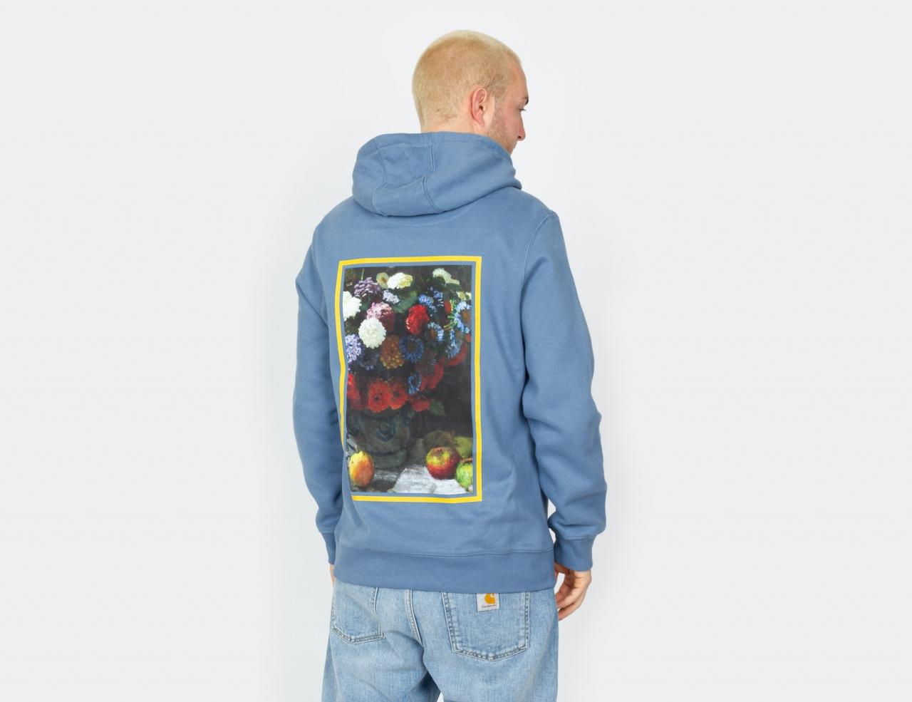 Poetic Collective Flower Hoodie - Jade