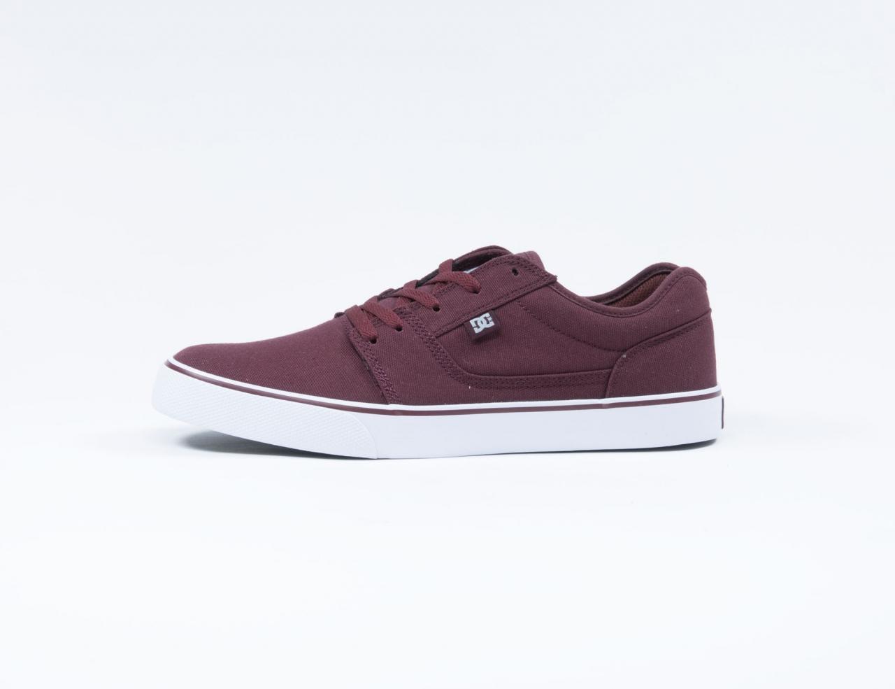 DC Shoes Tonik TX Sneaker - Burgundy