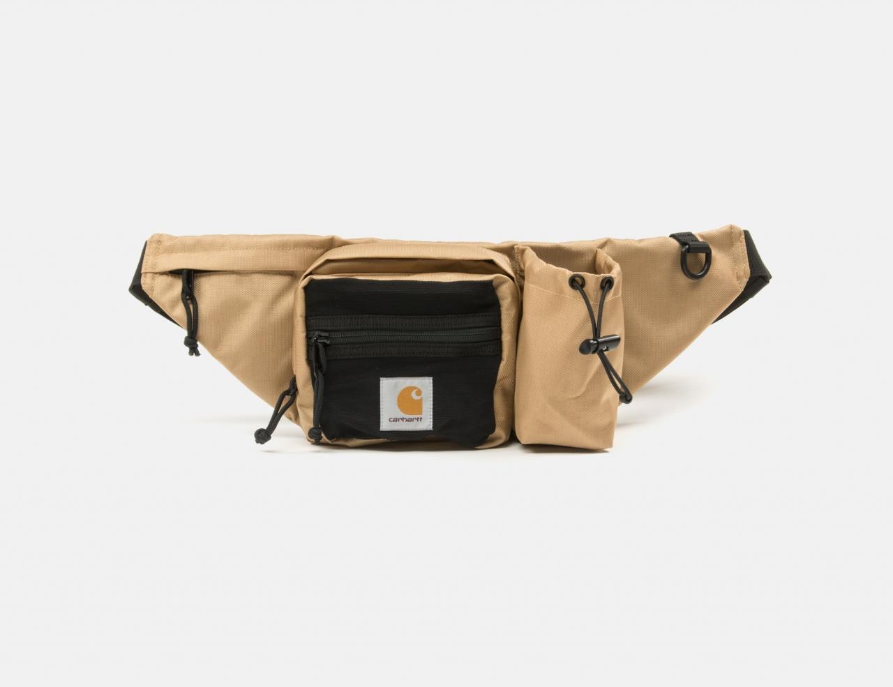 Carhartt WIP Delta Hip Bag - Dusty H Brown