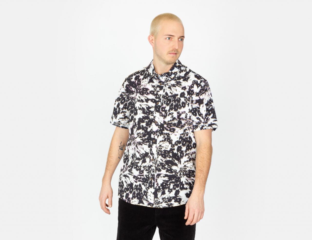 Volcom Striver S/S Shirt - White