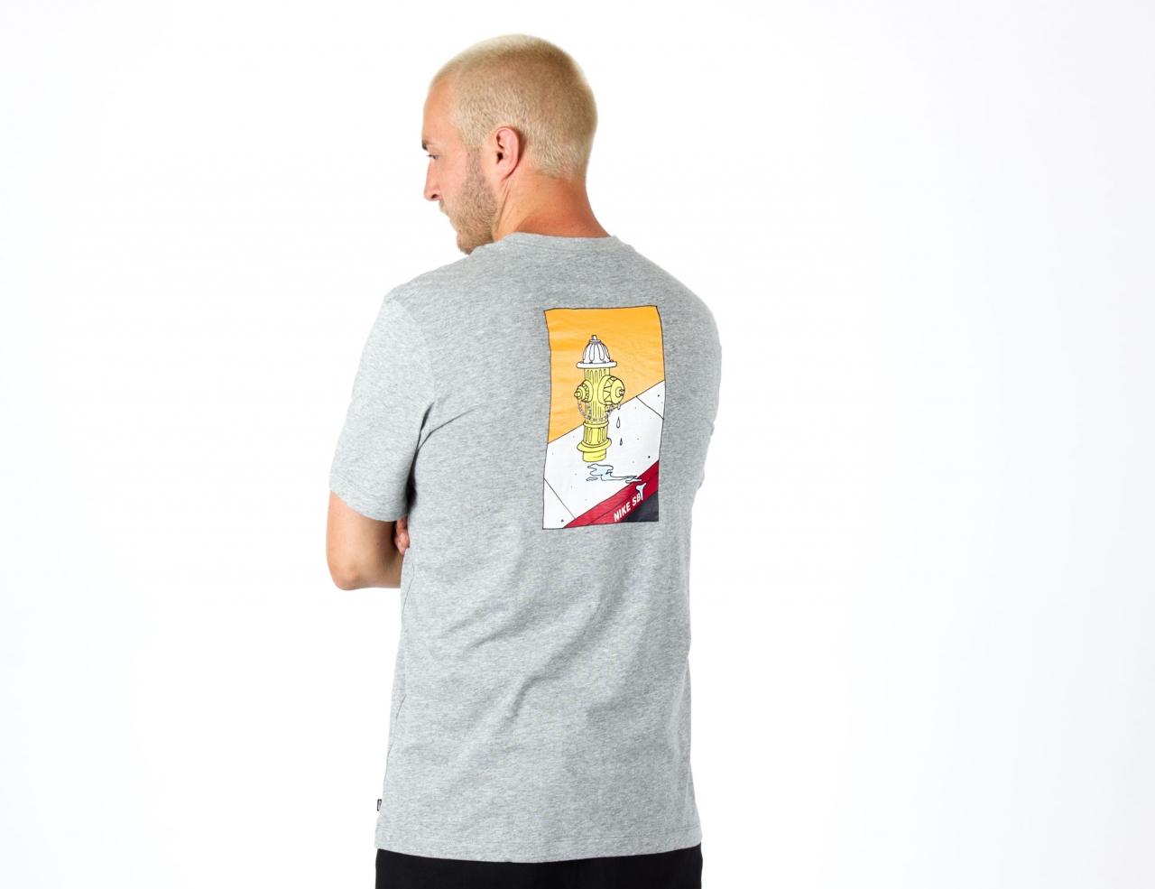 Nike SB Lincon & 17th Shirt - Grey