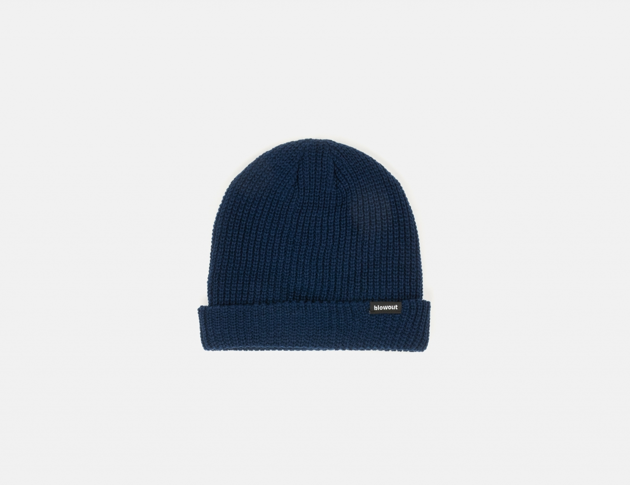 Blowout Fisherman Beanie - Navy