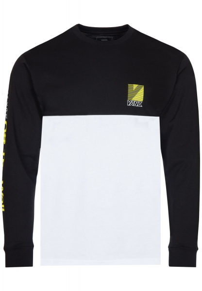 VANS Retro Sport Color Shirt - White/Black
