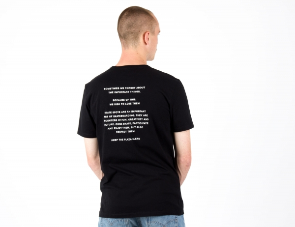 Volcom MCBLxVLCM T-Shirt #1-black