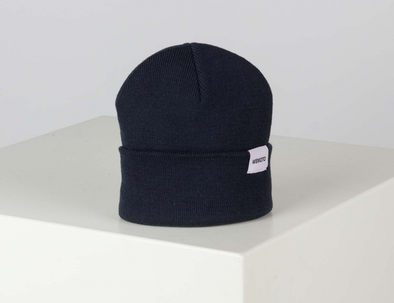 Wemoto North Beanie - Navy Blue