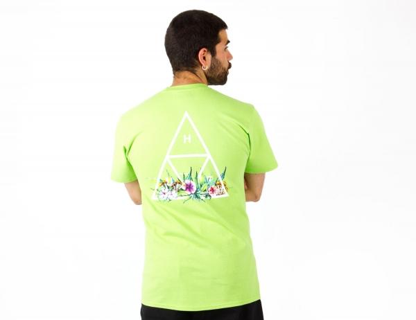 HUF Botanical Garden TT T-Shirt - Huf Green