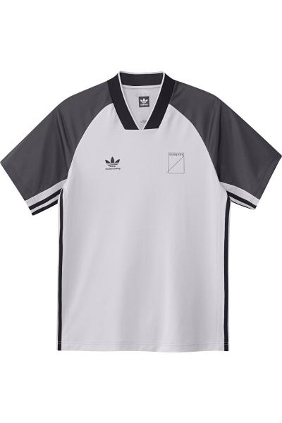 Adidas Numbersjersey T-Shirt - schwarz