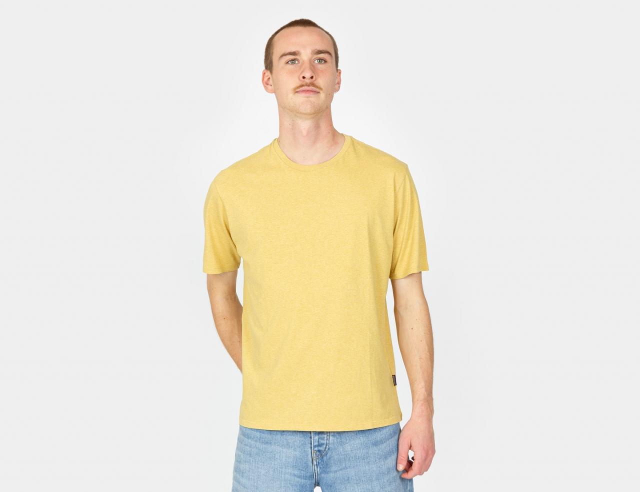 Patagonia Road To Regenerative Lightweight Shirt - Surfboard Yellow