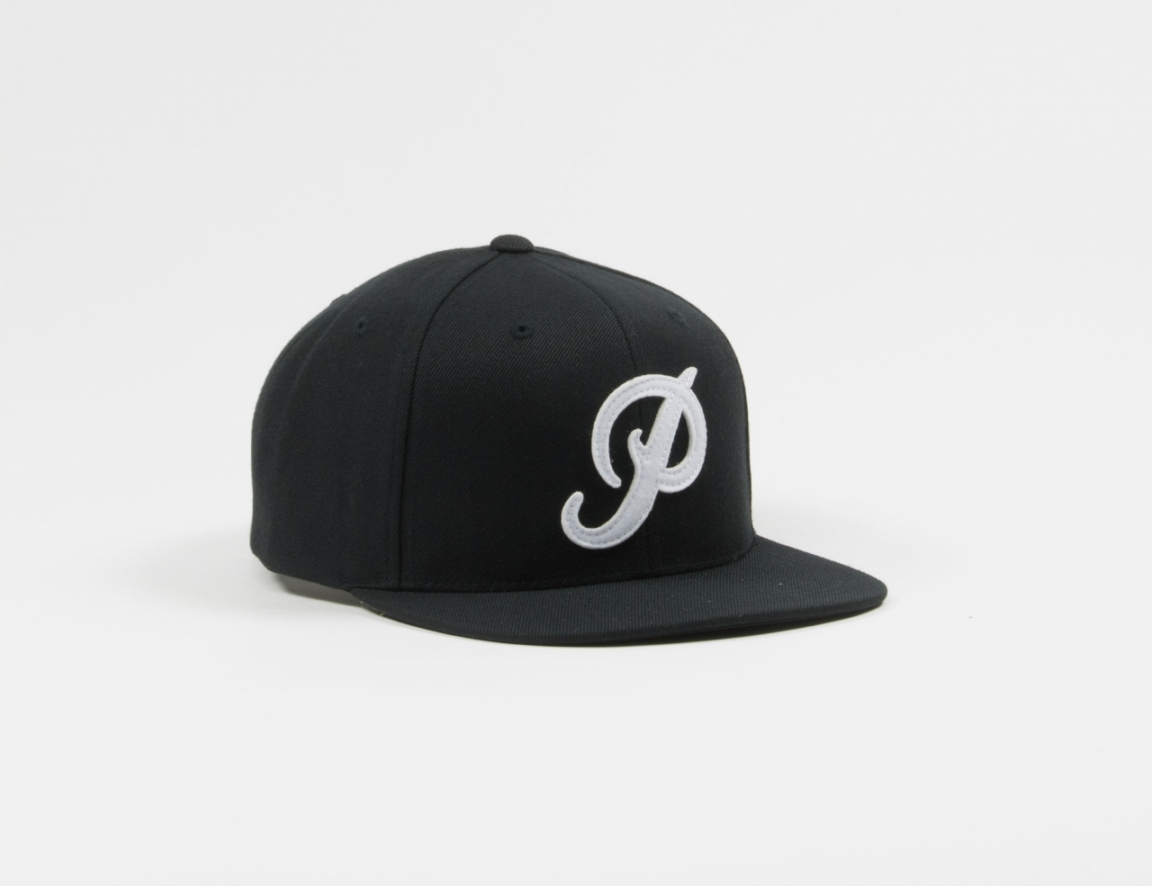 Primitive Felt Classic P Cap - Black
