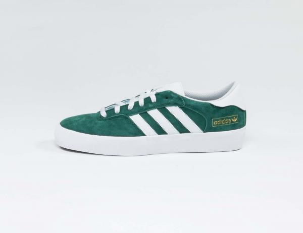Adidas Matchbreak Super - Green / Cloud White / Gold