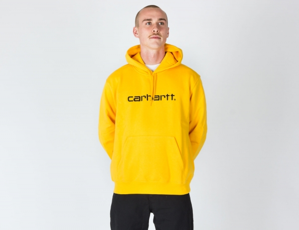 Hooded Carhartt Sweat