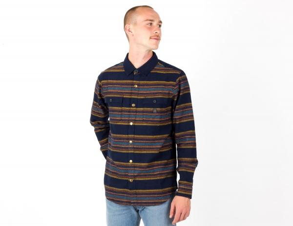 Roark Nordsman Light Solid Flannel