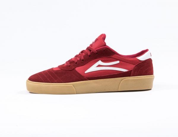 Lakai Lakai Cambridge Schuh - Red/Gum
