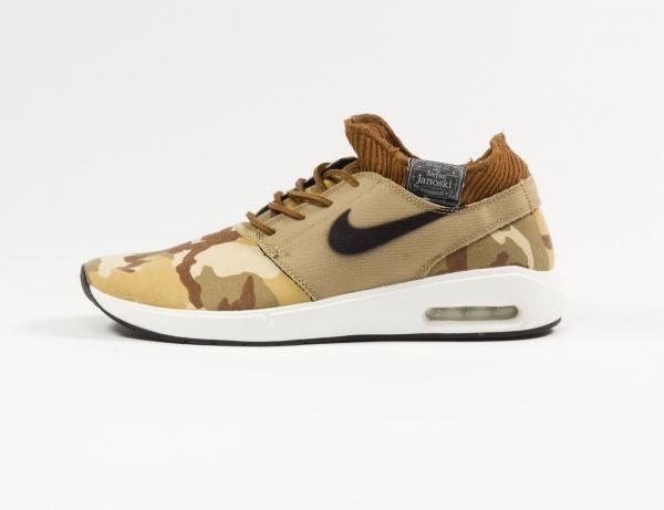 Nike SB Air Max Janoski 2 Premium - Beige