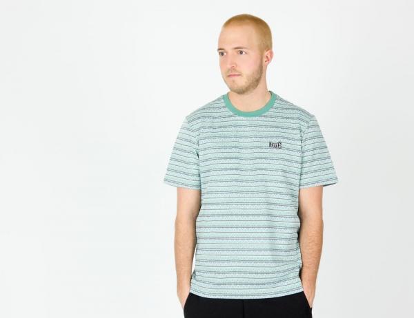HUF Allen Knit Shirt - Harbor Grey