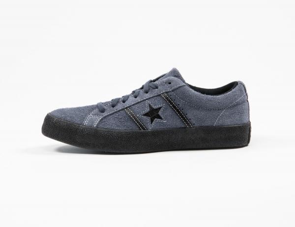 Converse Cons One Star Academy SB OX - Sharkskin/Black/Black