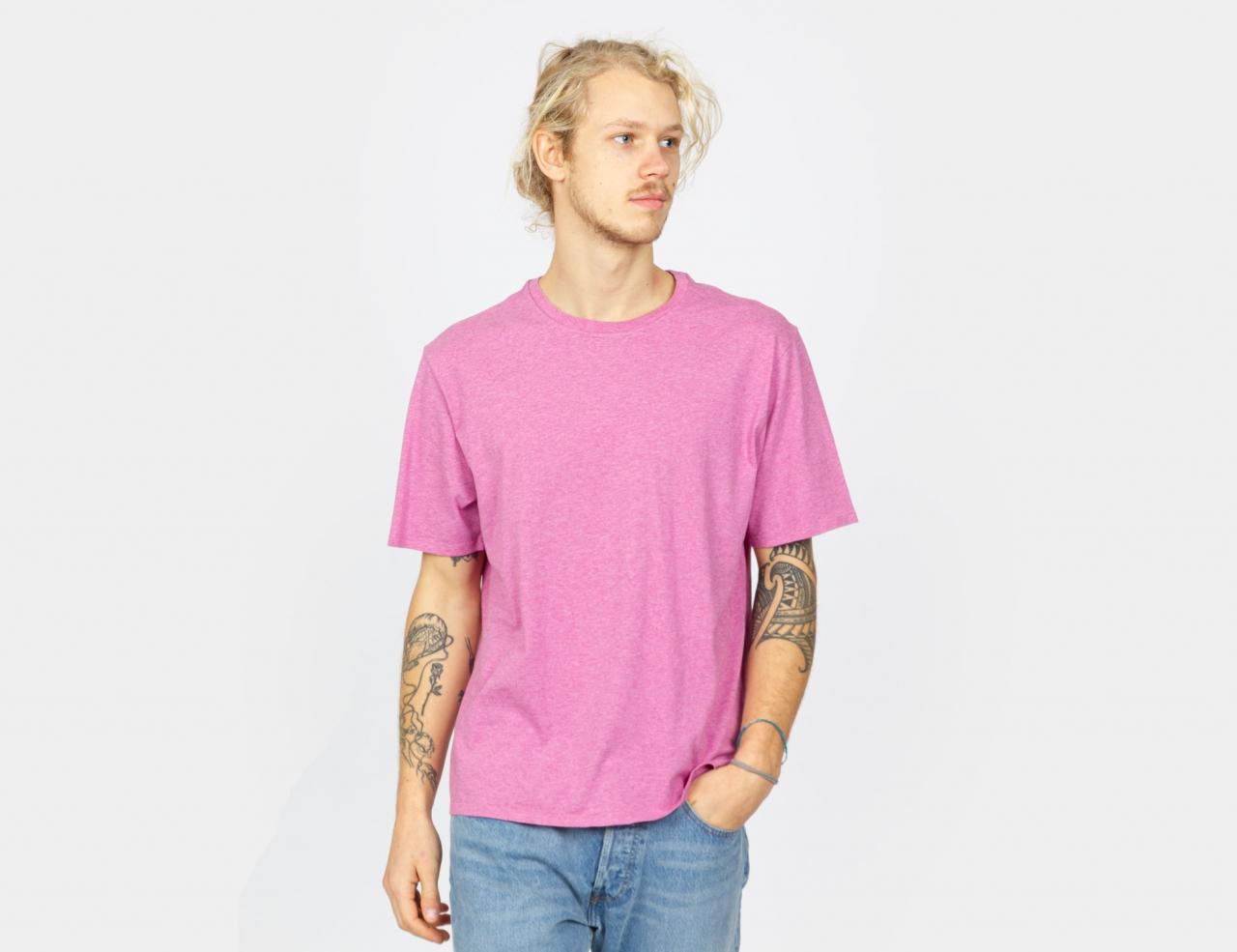 Patagonia Road To Regenerative Lightweight Shirt - Marble Pink