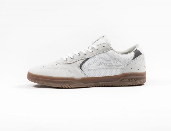 Lakai Atlantic Schuh-white suede