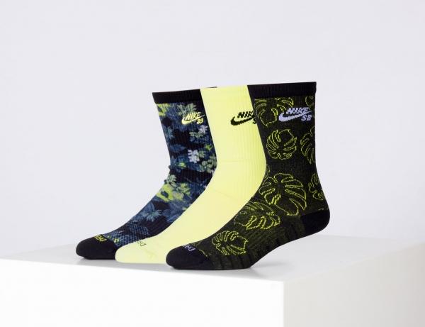 Nike SB Everyday Max Lightweight Crew Socks (3pair)