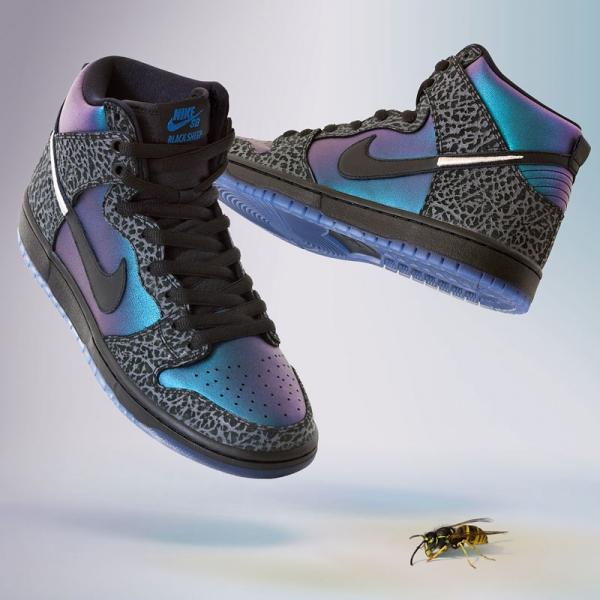 Nike-SB-x-Black-Sheep-Black-Hornet-Dunk-High-Vorschaubild