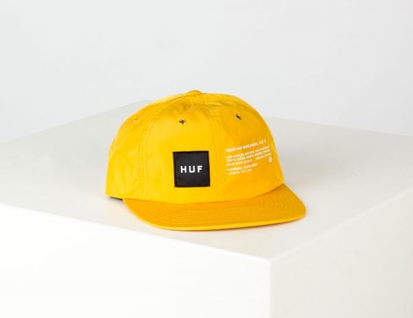 HUF Offset Cap - Golden Spice