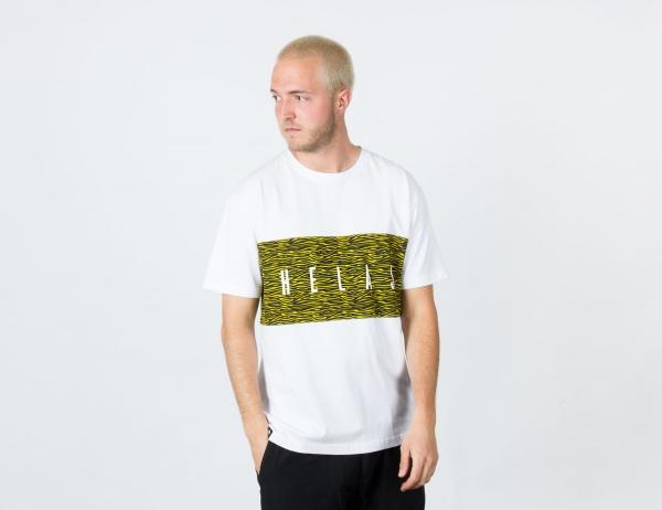 Helas Caps Jungle Tee - White