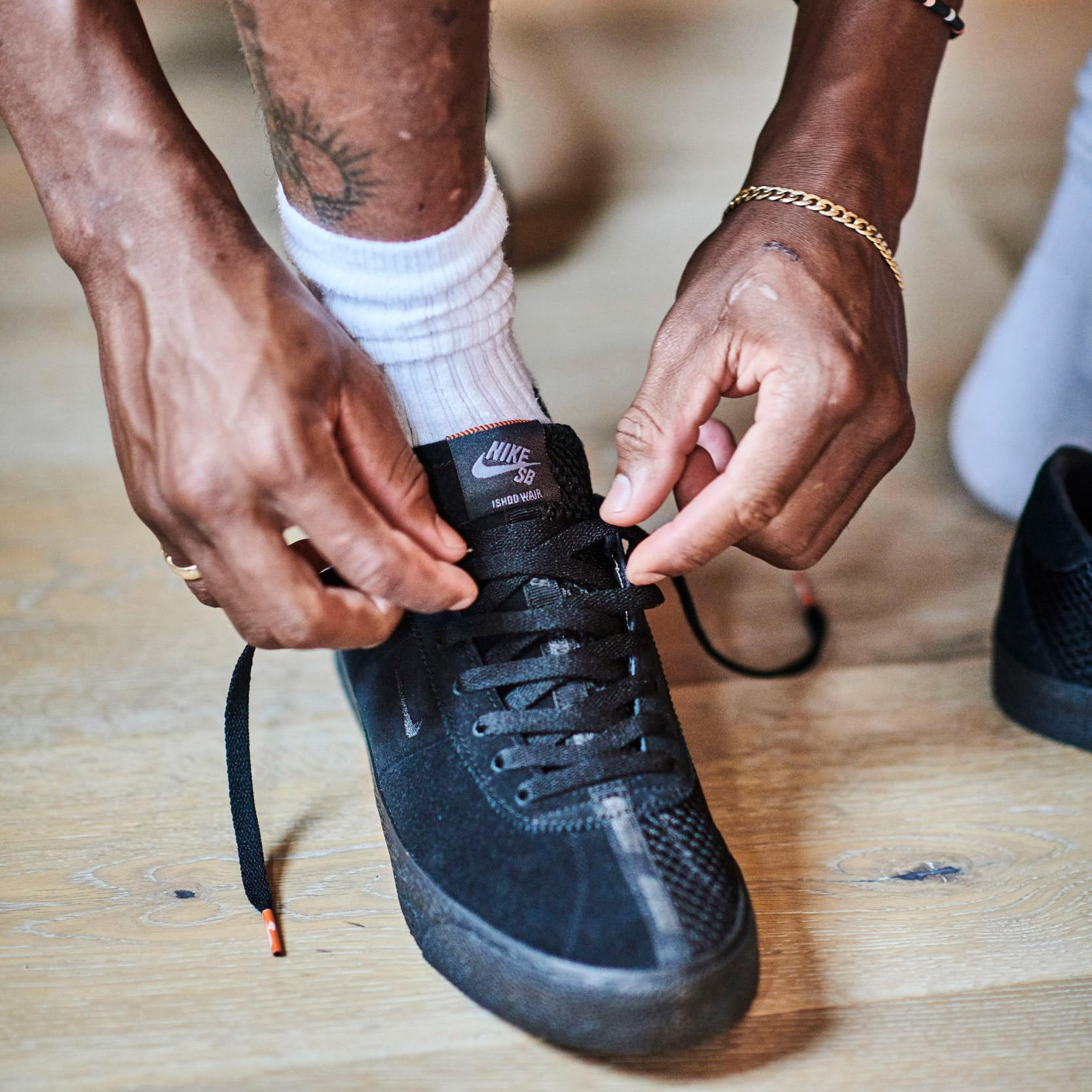 Nike SB Orange Label Ishod Wair