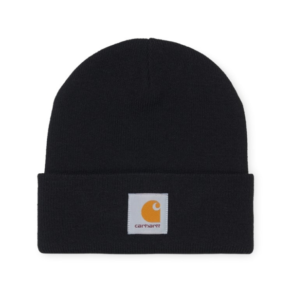 Carhartt WIP Short Watch Beanie - Black