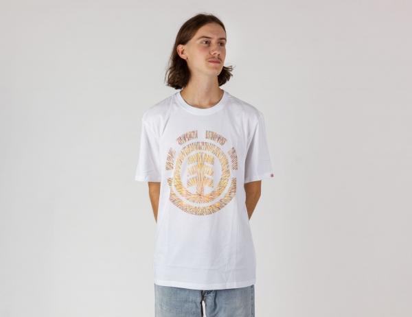 Element Element Brighter Days Fill T-Shirt - Optic White