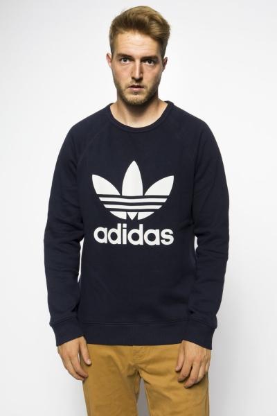 Adidas Trefoil Crew Neck