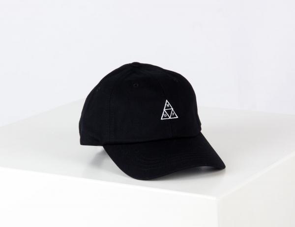 HUF Essentials TT Cv Cap - Black