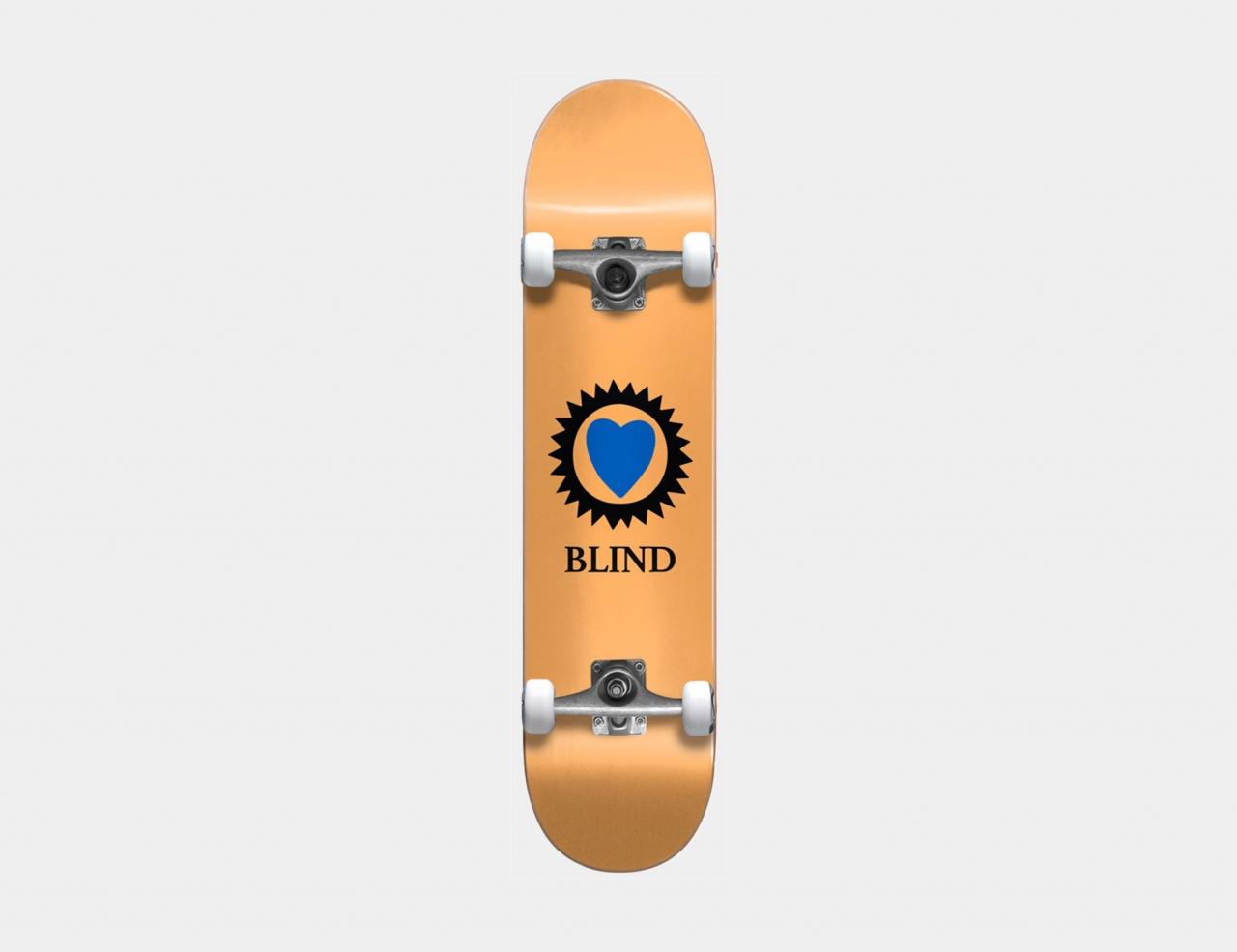 Blind Mini Heart 7.0 Komplettdeck