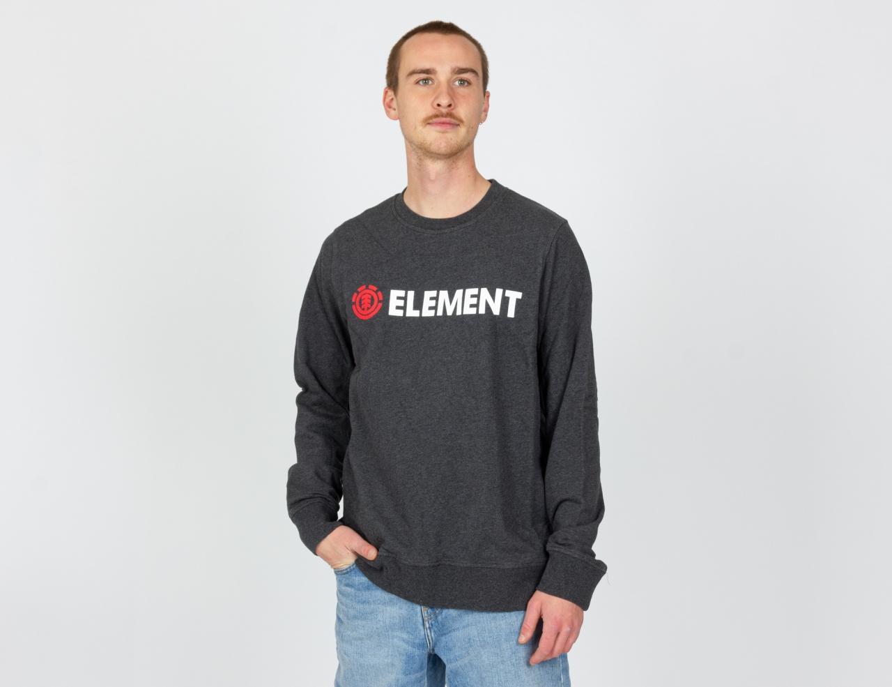Element Element Horizontal Crew Neck