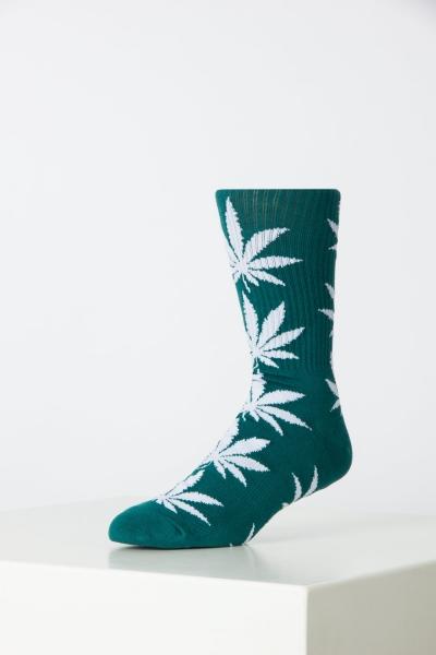 HUF Plantlife Socken - Botanical Green