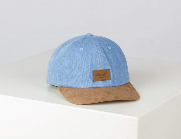 Reell Jeans Reell Jeans Curved Suede Cap