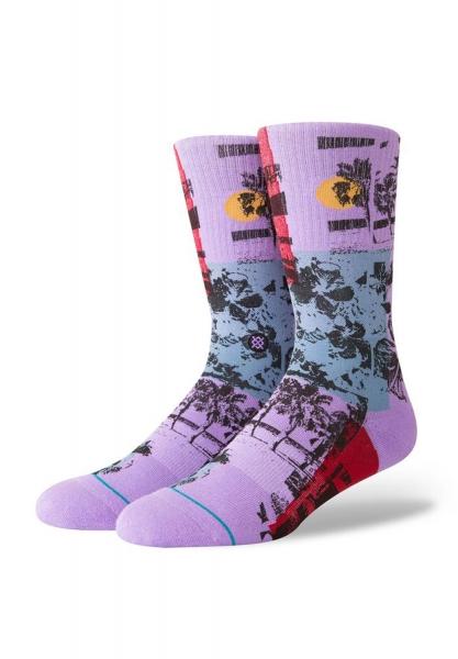 Stance Stance Habana Socks - Volt