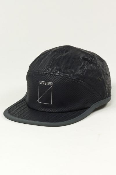 Adidas Numbers Hat Cap - schwarz